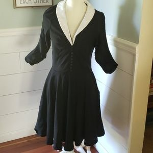 Unique Vintage Dresses | Long Sleeve Flapper 1920s Dress